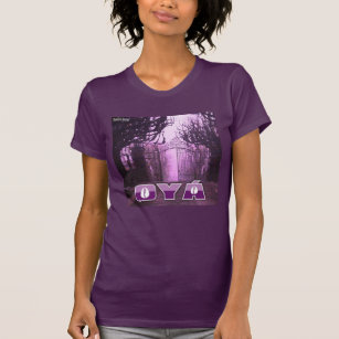 Oya name and cemetery gate T-Shirt
