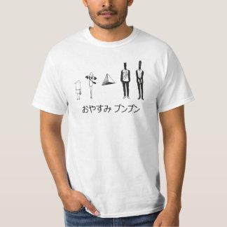 oyasumi punpun tee shirt