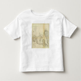 Oyster or Syosset Bay Toddler T-Shirt