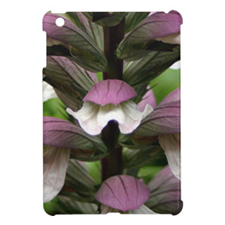 Oyster plant flower in bloom iPad mini covers