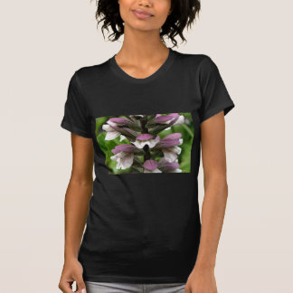 Oyster plant flower in bloom t shirt