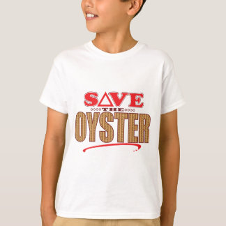 Oyster Save T-Shirt