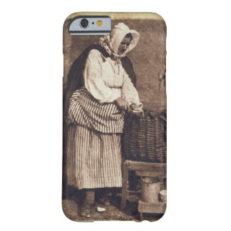 Oyster Woman, 1843-47 (salt paper from calot Barely There iPhone 6 Case