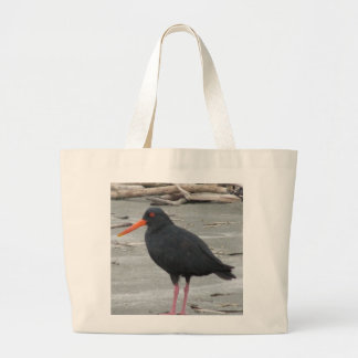 Oystercatcher Large Tote Bag