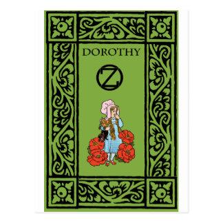 Oz - Dorothy Postcard