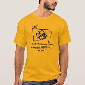 OZ Film Company Silent Movie Studio Logo T-Shirt