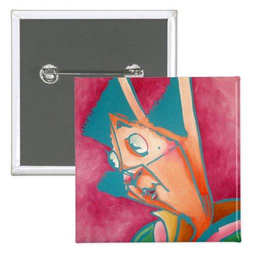 Oz Pinback - Coco Lorum Pins