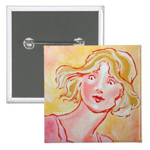 Oz Pinback - Dorothy Pinback Button