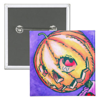 Oz Pinback - Jack Pumpkinhead Pins