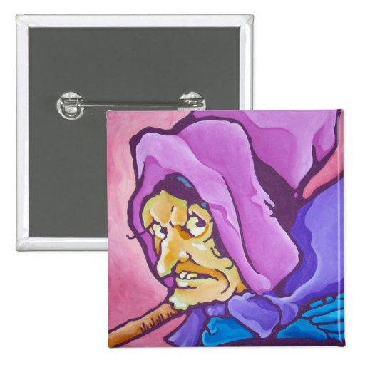 Oz Pinback - Mombi Button