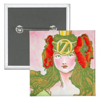 Oz Pinback - Ozma Pinback Button