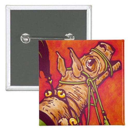 Oz Pinback - Sawhorse Pins
