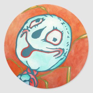 Oz Sticker - Scarecrow