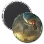 Oz: The Great and Powerful Poster 1 Refrigerator Magnets