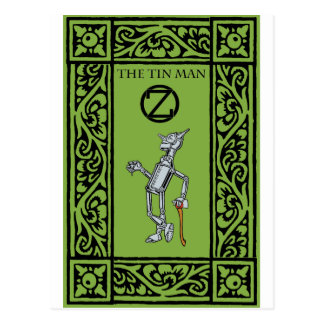 Oz - The Tin Man Postcard