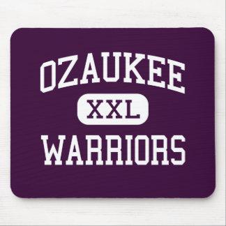 Ozaukee - Warriors - High - Fredonia Wisconsin Mouse Pad