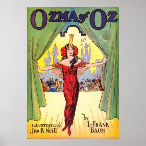 Ozma of Oz Poster