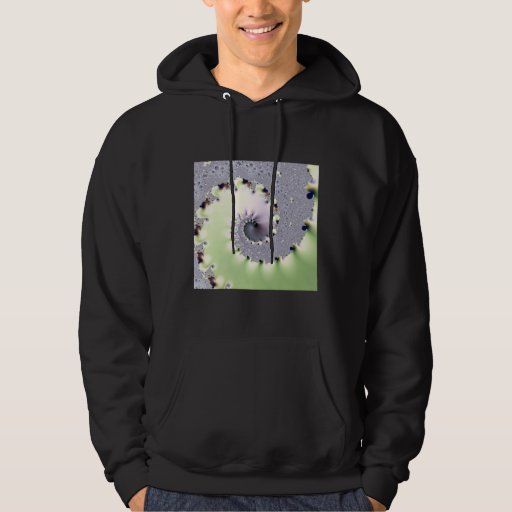 OZNA - Fractal Hooded Sweatshirt