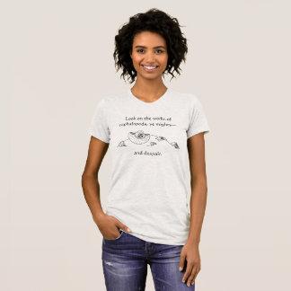 Ozymandias the Squid T-Shirt
