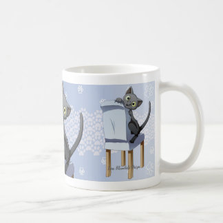 Ozzy Cat Mug