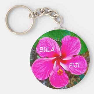 P0000104_lzn, bula, fiji basic round button key ring