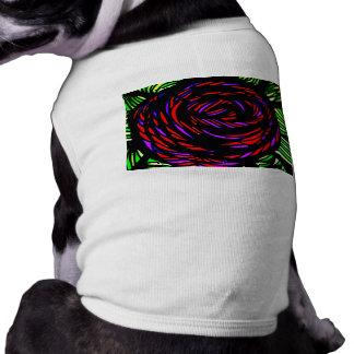 P1000069-alt heavy metal rose sleeveless dog shirt