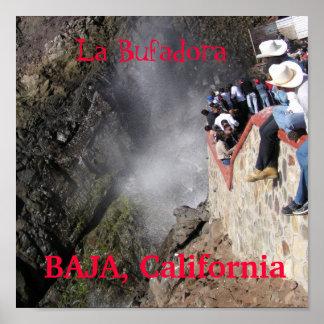 P1010050, La Bufadora, La Bufadora, BAJA, Calif... Poster