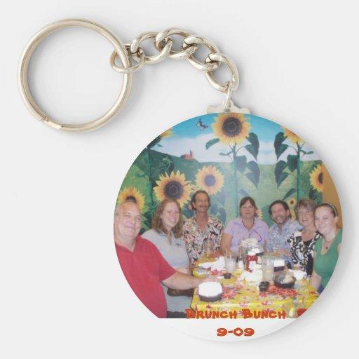 P1010061, Brunch Bunch 9-09 Key Chain
