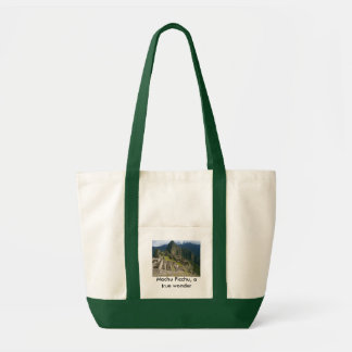 P1010663, Machu Picchu, a true wonder , Machu P... Impulse Tote Bag