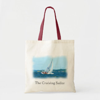 P1060197_Painting, The Cruising Sailor Tote Bag
