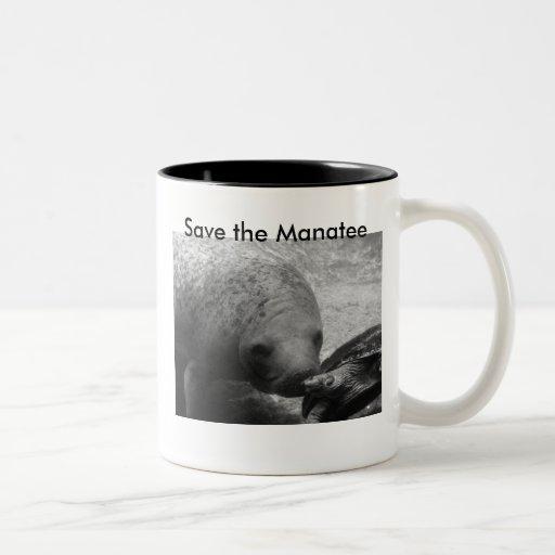 P1100366  Manatee & Turtle    300, Save the... Mugs