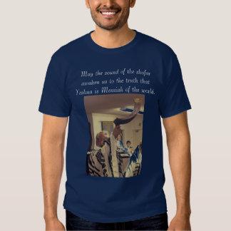 P1120933, May the sound of the shofar awaken us... T-shirts