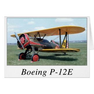 P12E GREETING CARD