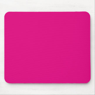 P22 Love That Magenta! Pink Color Mouse Pad