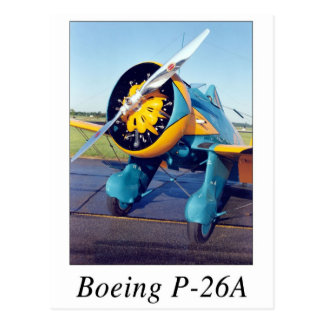 P26A POSTCARD