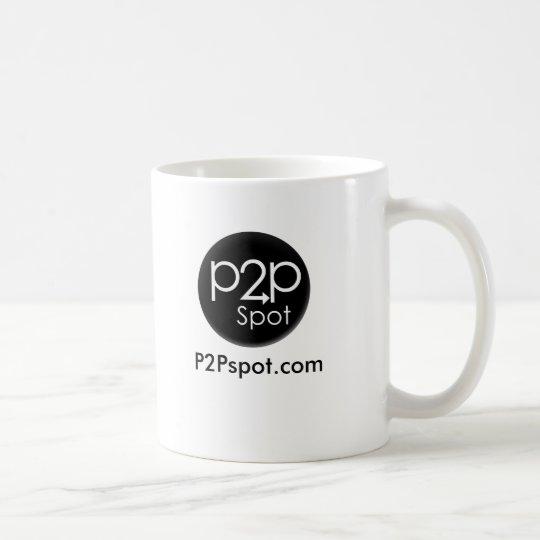 P2Pspot Coffee Cup