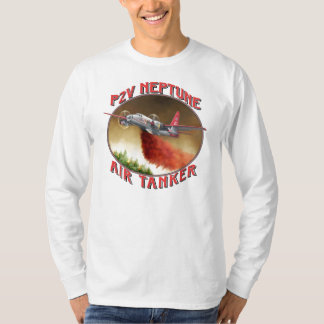 P2V Neptune Air Tanker T-Shirt
