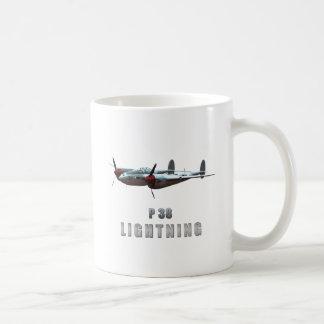 P38 Lightning Coffee Mug