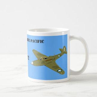 P39 Airacobra Pacific, 1942 Classic White Coffee Mug