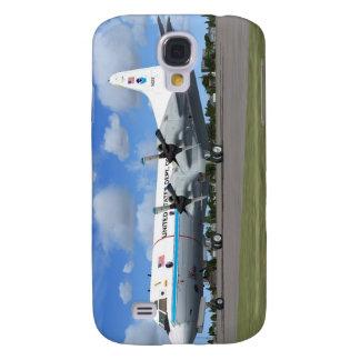 P3 Orion NOAA Weather Plane Galaxy S4 Case