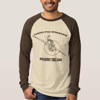 P40 Warhawk Tee Shirt