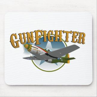 P51 Gunfighter pocket Mouse Pad