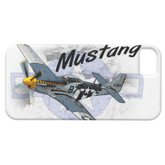 P51 Mustang Barely There iPhone 5 Case
