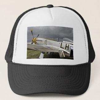 "P51 Mustang ""GI Jane"" X Trucker Hat"