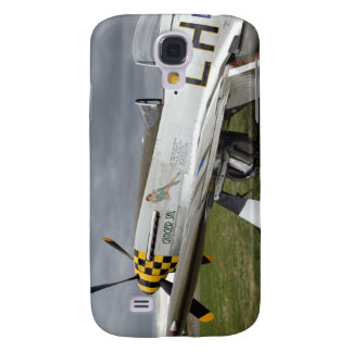 """P51 Mustang """"Ginger Sal"""" X Galaxy S4 Case"""