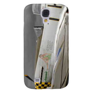 """P51 Mustang """"Jeannie"""" X Galaxy S4 Case"""