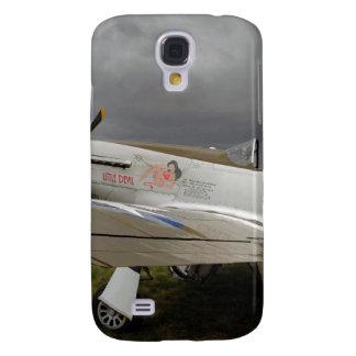 "P51 Mustang ""Little Devil"" X Galaxy S4 Case"