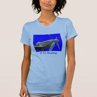 P51 Mustang, P-51 Mustang Tee Shirts