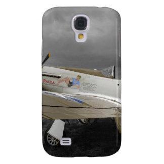 """P51 Mustang """"Paula"""" X Galaxy S4 Case"""