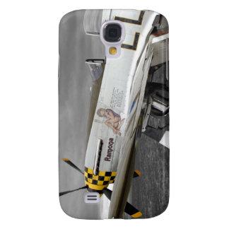 "P51 Mustang ""Ramona"" X Galaxy S4 Case"